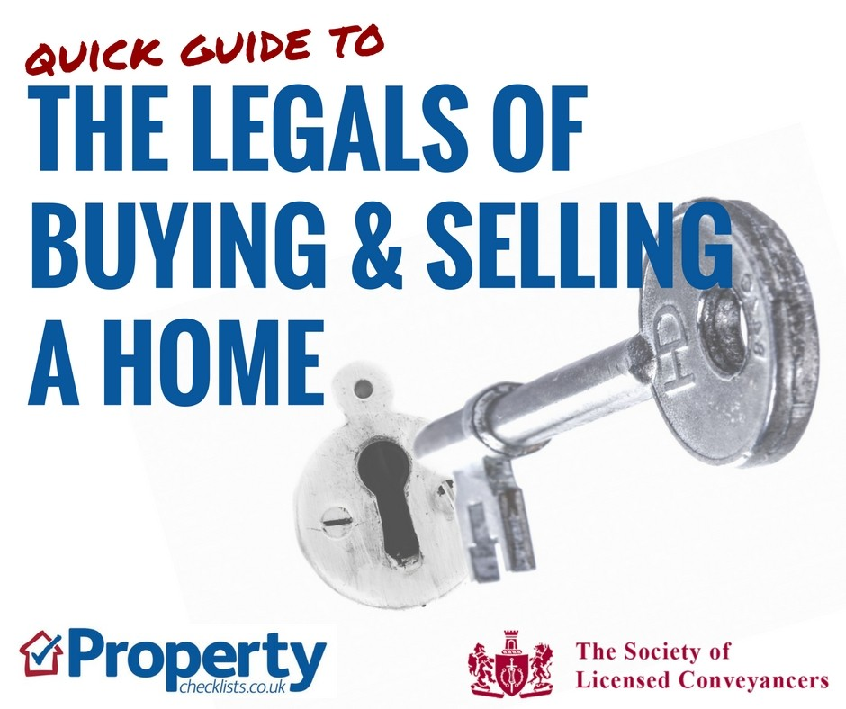 Quick guide to buying and selling legals checklist