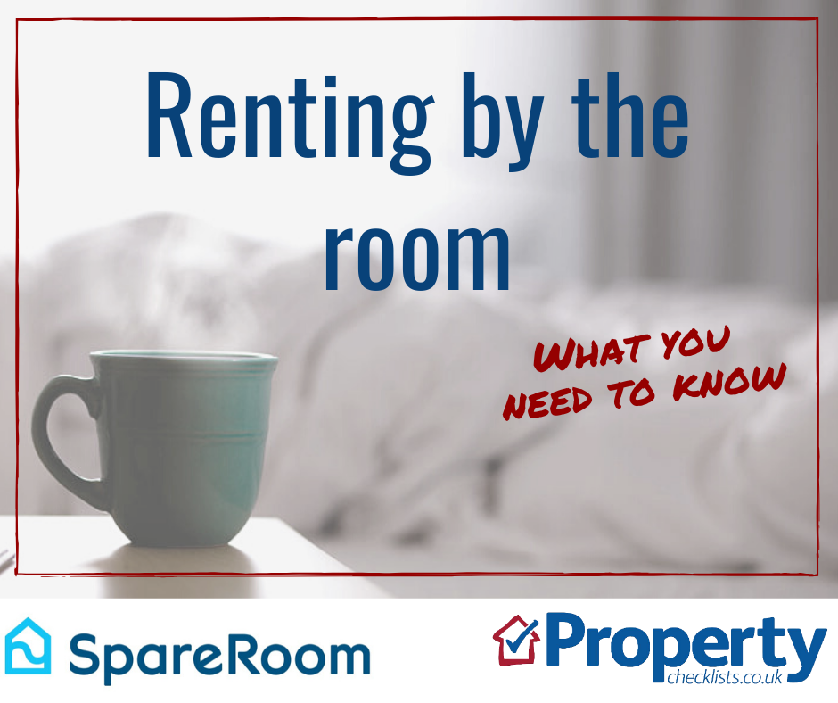 Renting by the room checklist