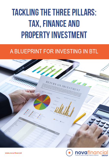 Tackling the three pillars: tax, finance and property investment - Book 5